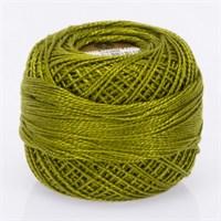 Ören Bayan Koton Perle No:8 Yeşil El Nakış İpliği - 55