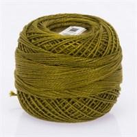 Ören Bayan Koton Perle No:8 Yeşil El Nakış İpliği - 59