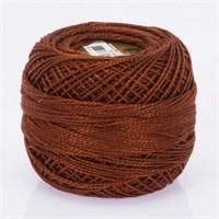 Ören Bayan Koton Perle No:8 Kahverengi Rengi El Nakış İpliği - 4008