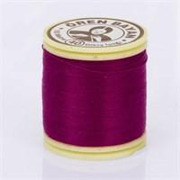 Ören Bayan Koyu Pembe Polyester Dikiş İpliği - 419