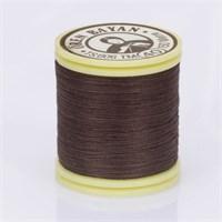 Ören Bayan Kahverengi Polyester Dikiş İpliği - 64