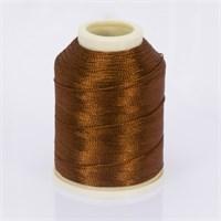 Altınbaşak Kahverengi 20 Gr Polyester Dantel İpliği - 251