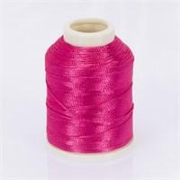 Altınbaşak Koyu Pembe 20 Gr Polyester Dantel İpliği - 19