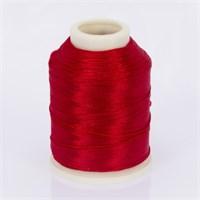 Altınbaşak Koyu Kırmızı 20 Gr Polyester Dantel İpliği - 763