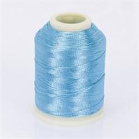 Altınbaşak Turkuaz Mavi 20 Gr Polyester Dantel İpliği - 345