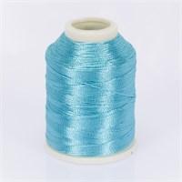 Altınbaşak Turkuaz Mavi 20 Gr Polyester Dantel İpliği - 363