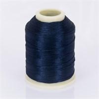 Altınbaşak Koyu Mavi 20 Gr Polyester Dantel İpliği - 136