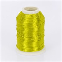 Altınbaşak Yeşil 20 Gr Polyester Dantel İpliği - 407