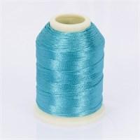 Altınbaşak Turkuaz Mavi 20 Gr Polyester Dantel İpliği - 129