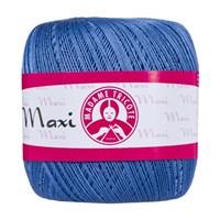 Ören Bayan Maxi Mavi Dantel İpi - 5351