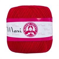 Ören Bayan Maxi Kırmızı Dantel İpi - 6328