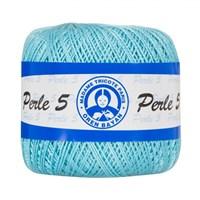 Ören Bayan Perle No: 5 Mavi Dantel İpi - 05353