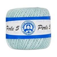 Ören Bayan Perle No: 5 Mavi Dantel İpi - 06363