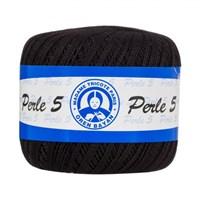 Ören Bayan Perle No: 5 Siyah Dantel İpi - 99999