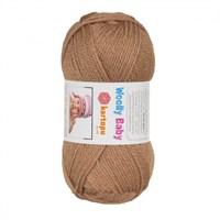 Kartopu Woolly Baby Kahverengi Bebek Yünü - K885