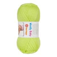 Kartopu Woolly Baby Fıstık Yeşili Bebek Yünü - K439