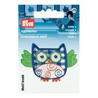 Prym Baykuş Desenli Aplike - 923115