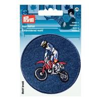 Prym Motosiklet Desenli Aplike - 923121