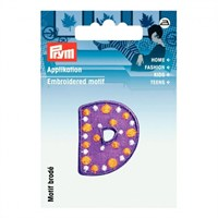 Prym D Harfi Desenli Aplike - 924234