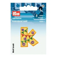 Prym K Harfi Desenli Aplike - 924241