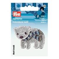 Prym Kutupayısı Desenli Aplike - 925555