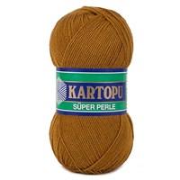 Kartopu Süper Perle Kahverengi El Örgü İpi - K365