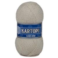 Kartopu Kar-Sim Gri El Örgü İpi - K040