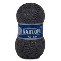 Kartopu Kar-Sim Füme El Örgü İpi - K1002