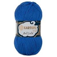 Kartopu Başak Mavi El Örgü İpi - K530