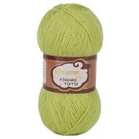 Kartopu Firenze Tiftik Yeşil El Örgü İpi - K389