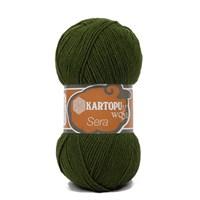 Kartopu Sera Yeşil El Örgü İpi - K417