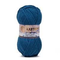 Kartopu İndigo Mavi El Örgü İpli - H682