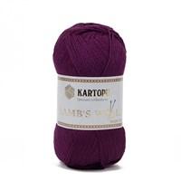 Kartopu Lamb's Wool Mor El Örgü İpi - K729