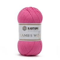 Kartopu Lamb's Wool Pembe El Örgü İpi - K789
