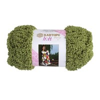 Kartopu Hobi Yeşil El Örgü İpi - Kf8008