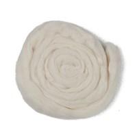 Kartopu Beyaz Yün Keçe - K010