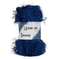 Kartopu Yumoş Mavi El Örgü İpi - K632