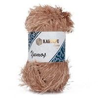Kartopu Yumoş Kahverengi El Örgü İpi - K884