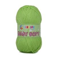 Kartopu Baby Soft Yeşil Bebek Yünü - K439