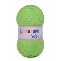 Kartopu Bebe Yeşil Bebek Yünü - K439