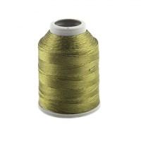 Kartopu Haki Yeşil Polyester Dantel İpliği - Kp383
