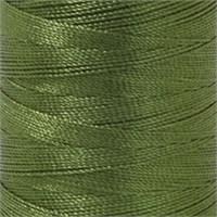 Kartopu Haki Yeşil Polyester Dantel İpliği - Kp374