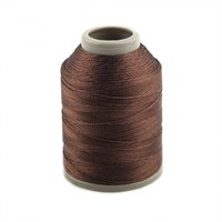 Kartopu Kahverengi Polyester Dantel İpliği - Kp898