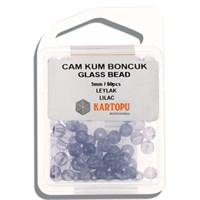 Kartopu 5 Mm Mavi Cam Kum Boncuk - 12.110