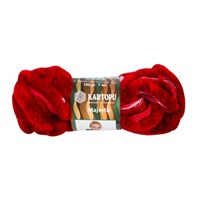 Kartopu Majesto Kırmızı El Örgü İpi - K150