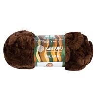 Kartopu Majesto Kahverengi El Örgü İpi - K890