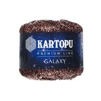 Kartopu Galaxy Kahverengi El Örgü İpi - Kf354