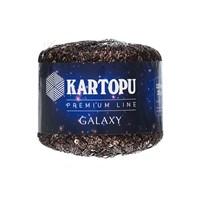 Kartopu Galaxy Siyah El Örgü İpi - Kf356