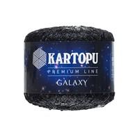 Kartopu Galaxy Siyah El Örgü İpi - Kf357