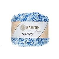 Kartopu Opus Mavi El Örgü İpi - Sr104